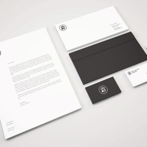 identity design - Design Consultant